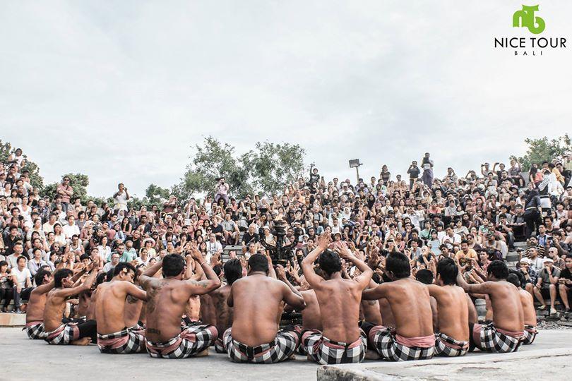 Kecak Dance in Uluwatu Temple