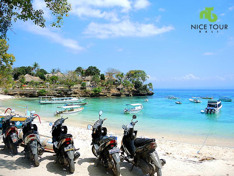 Mushroom Bay Nusa Lembongan