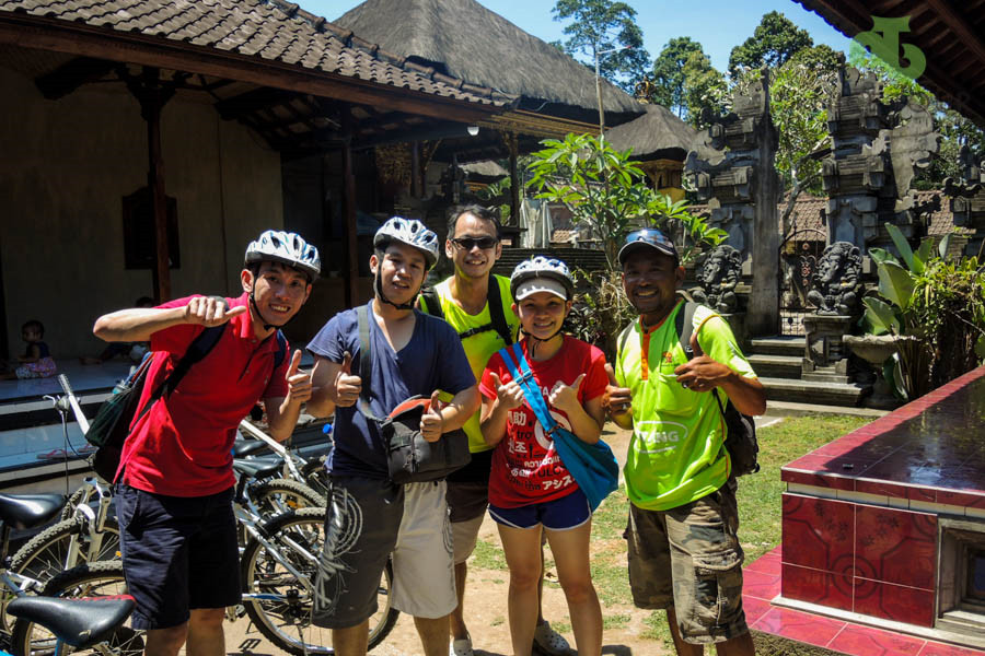 Bali Cycling Tour | Ubud Tour & Massage