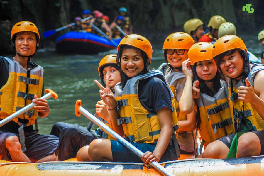 One Day Tour Bali | Water Rafting, Spa & Massage