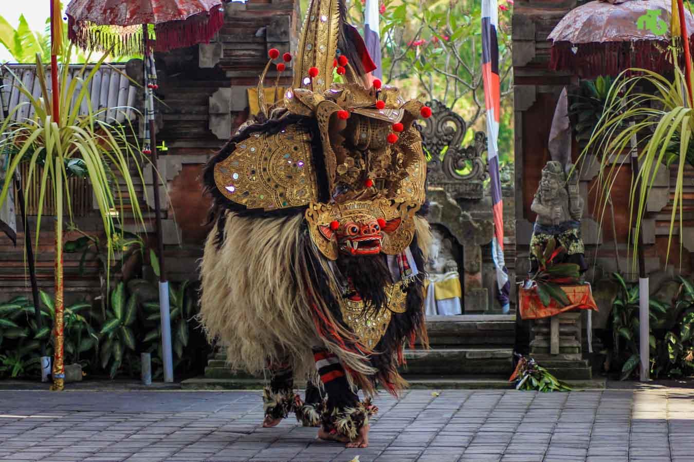 Barong Dance at Bali