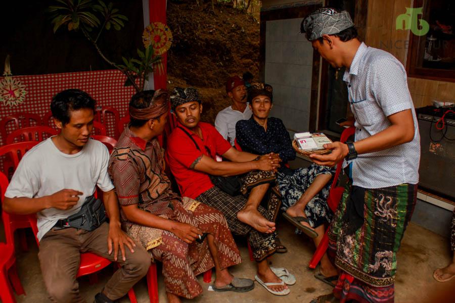 Bali wedding the ceremony