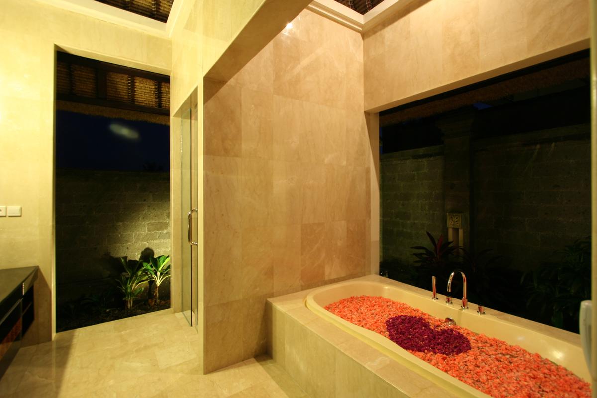 Honeymoon Setup at Santi Mandala Luxury Pool Villa
