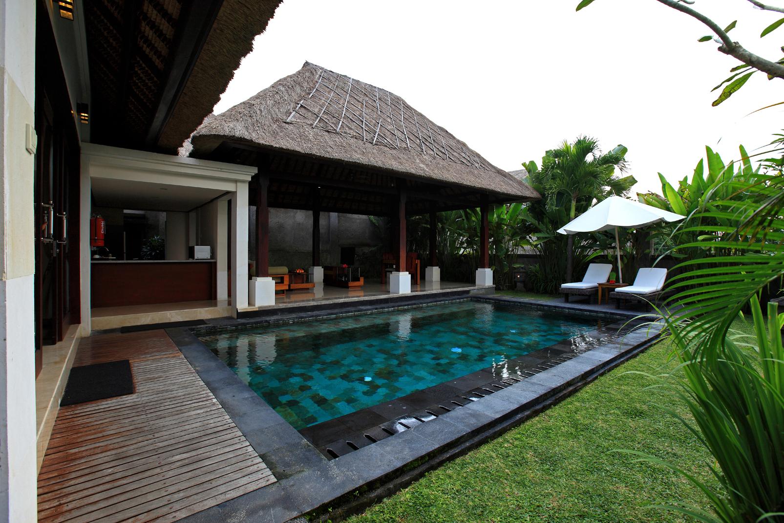 Santi Mandala Villa & Spa - One bedroom luxury pool villa | The room
