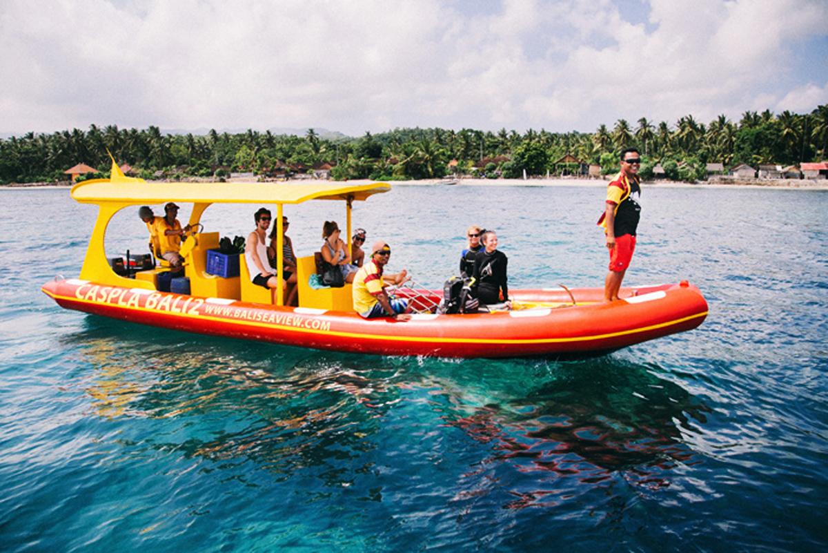 Snorkeling Journey Boat
