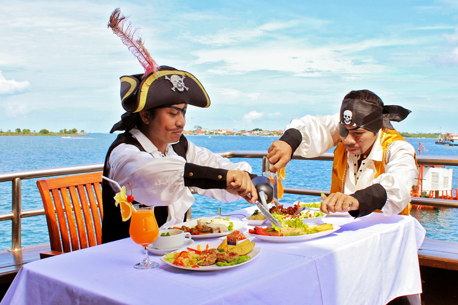 Bali with Cruise Package