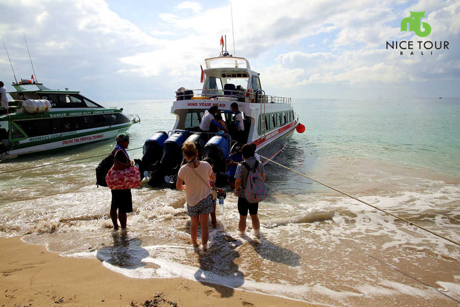[Hot Deals] Fast Boat from Bali to Nusa Lembongan | USD28/way, USD38 returns