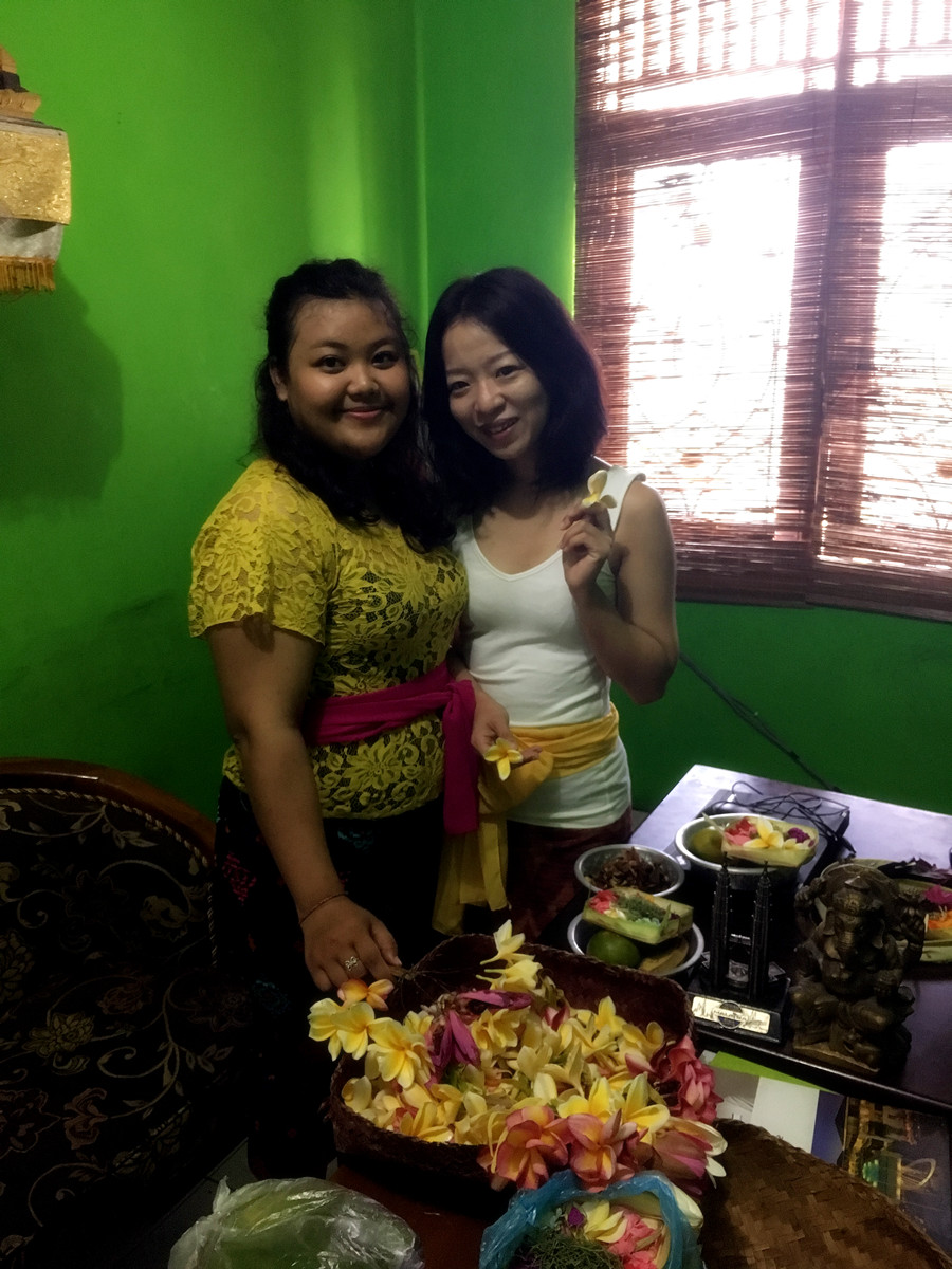 Tumpek Landep Bali in office