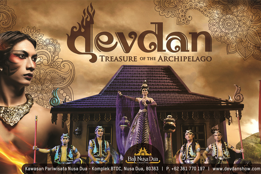 [Bali Deals] Devdan Show Bali Tickets on sales! Price from USD 26 only!